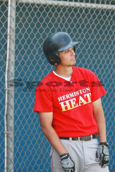 Columbia Gorge Hustlers vs Hermiston Heat 07/09/09