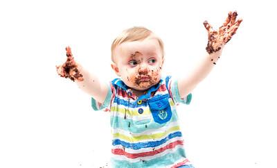 The Bruce Cake smash