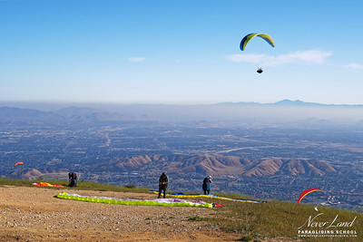 NeverLand Paragliding Lessons, May 27-29, 2018