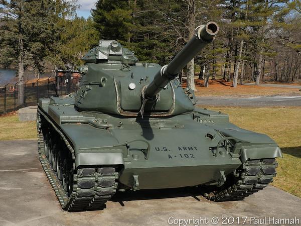 Rifle Camp Road – Paterson, NJ – M60A3