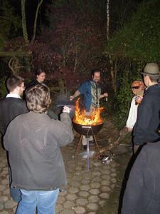 2009-09-19 Surprise Garden party