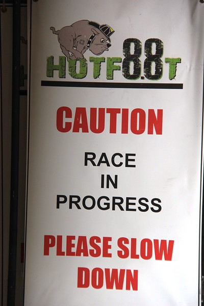 Hot Foot 88