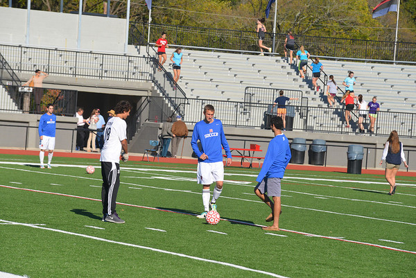 Boys' Soccer: GA vs SCHA