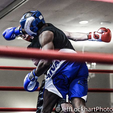 Oasis Convention Fight Night - February 17, 2017