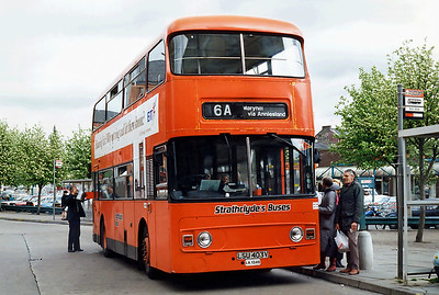 Strathclyde Buses / Glasgow Corporation