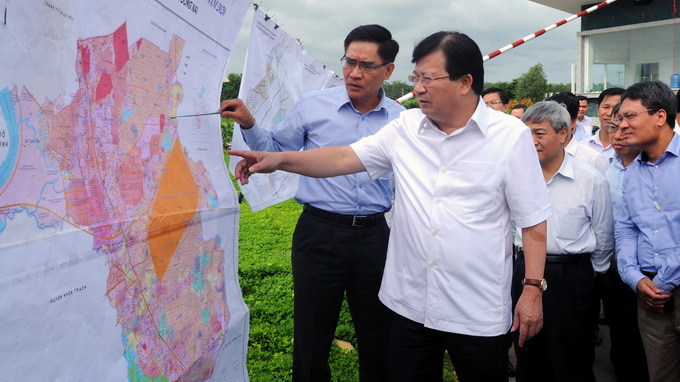 Deputy PM urges construction on Vietnam's new $16bn airport to begin by 2019