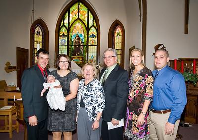 Brianna Baptism