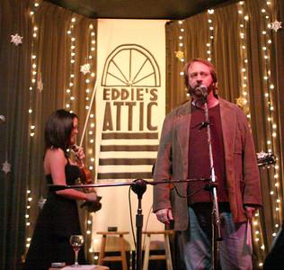 Rod Picott and Amanda Shires