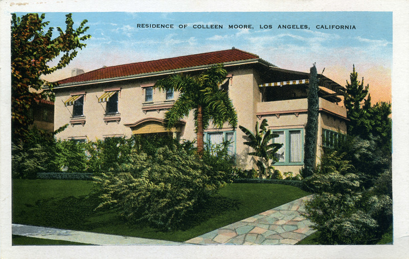 Residence of Colleen Moore