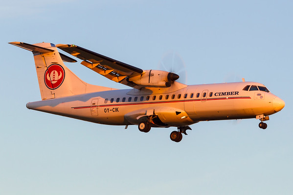 OY-CIK - ATR 42-500