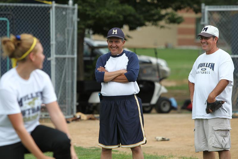 Mullen Softball Varsity 2011