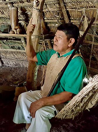 Bribri Watsi Village Visit