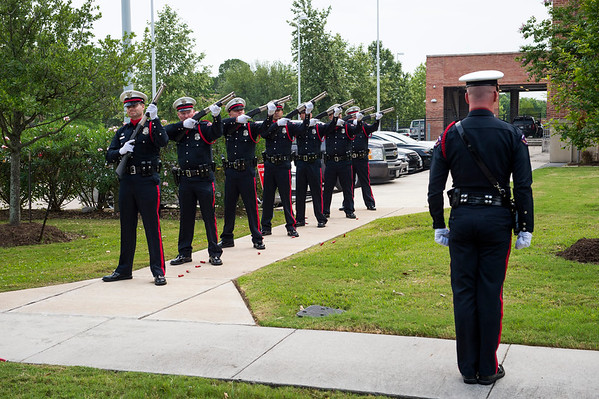 2016 Police Memorial for Fallen Officers