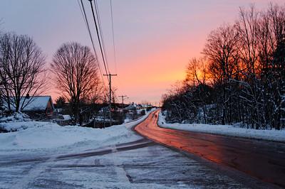 2009-12-20 - Sunset