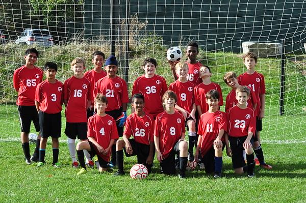 MS Soccer VS. SCH