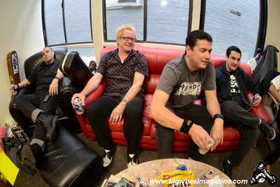 Channel 3 - at Rhino Records Pop Up Store - Los Angeles, CA - June 5, 2011