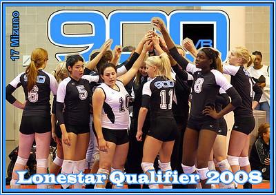 Lonestar Qualifier - 2008