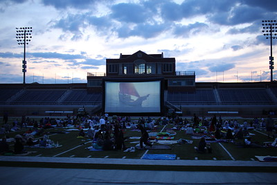 Movie Night at UD