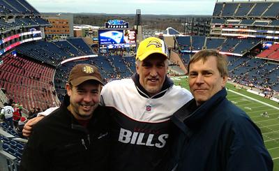 Bills - Patriots 2014