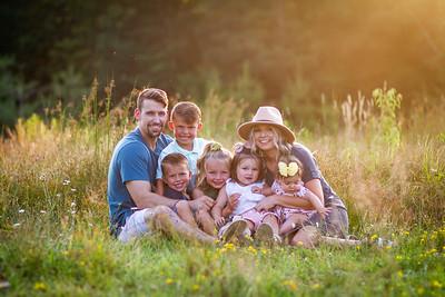 ACORD | family at glade lake