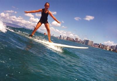 1999 Hans Hedemann Surfing Clinic