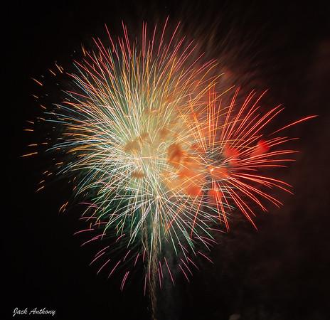 Dahlonega Fireworks