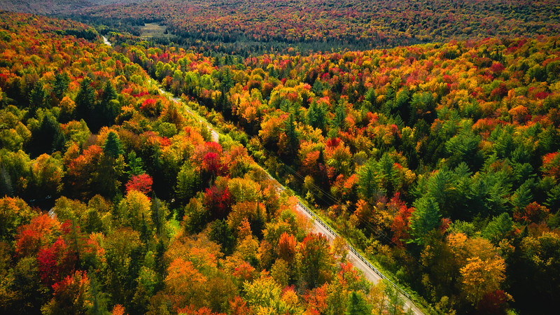 Vermont (Drone Footage)