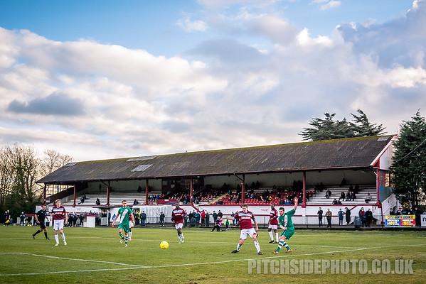 Hastings United v Whyteleafe