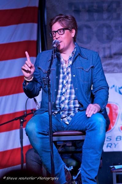 Tim Gates, Singer for Band Due West
