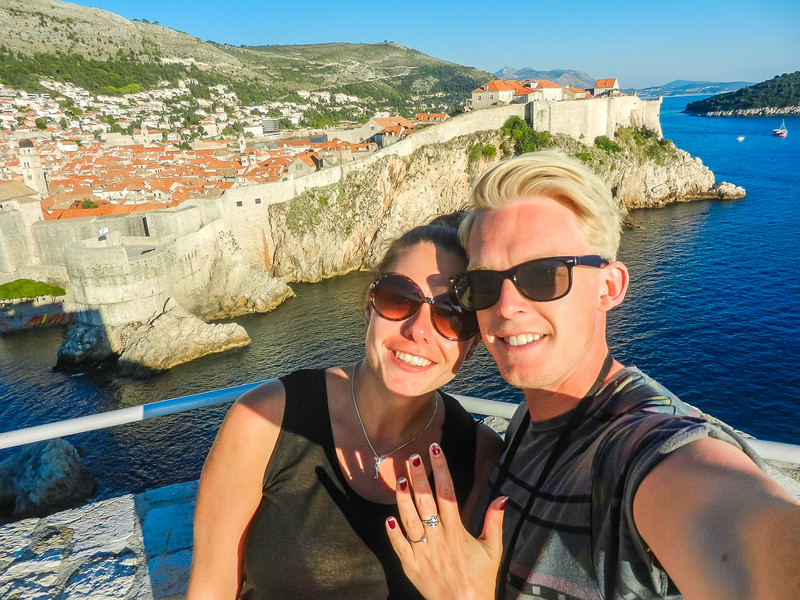Us - Getting Engaged, Dubrovnik, Croatia.jpg