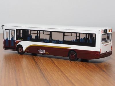 EFE 36710 Lothian Buses Dennis Dart SLF Plaxton Pointer