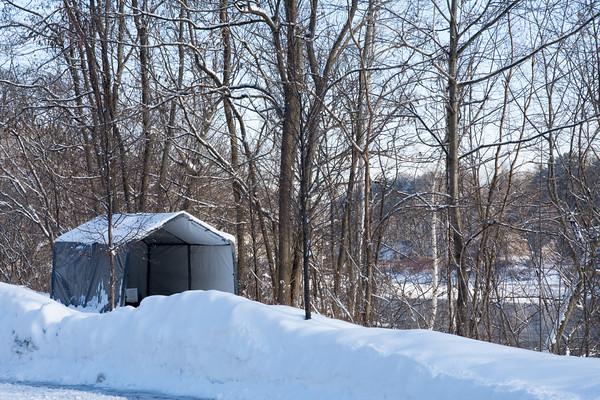 Heated Outdoor Tents
