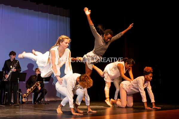 Broughton dance fusion dance rehearsal. November 15, 2019. D4S_0686