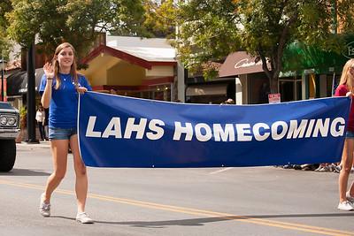 2013 LAHS Homecoming