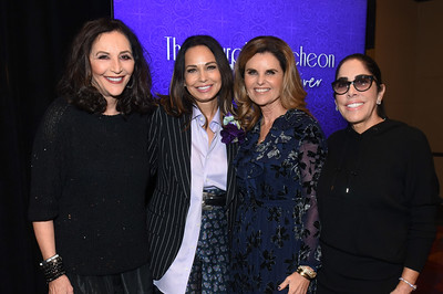 The Purple Luncheon with Maria Shriver