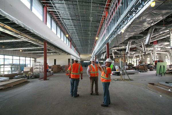 Buda's New Municipal Facility