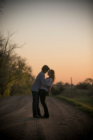 Alyssa and Bryson Ranch Engagements