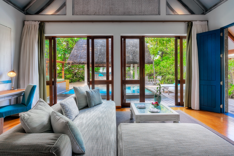 2019 copy. Maldives - Four Seasons Landaa Giraavaru, Villa Room (Straight Couch).jpg