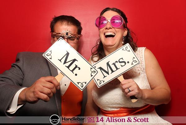 Alison & Scott
