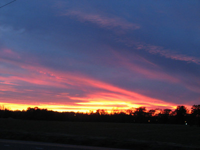 Sunset 20071204