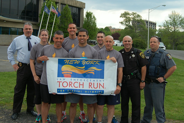 2014 Law Enforcement Torch Run
