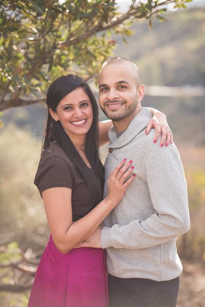 Raj & Rani Engagement Session