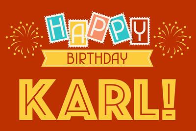 8.26.16 Karl's Birthday Party