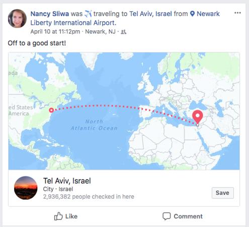 Israel 2018 - FB Posts
