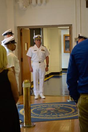 John's Navy Retirement