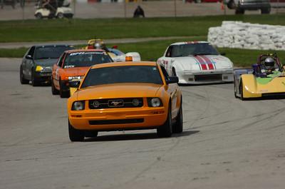 Sunday Group 4 Race - 2007 Spring Sprints