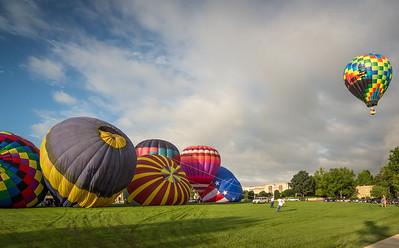 Lexington Balloon Rally 2013