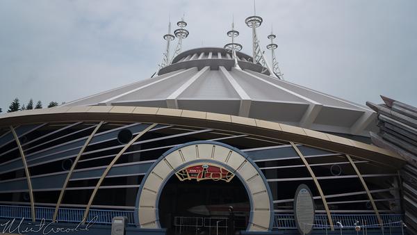 Disneyland Resort, Hong Kong Disneyland, Tomorrowland, Space, Mountain, Space Mountain, Hyper, HyperSpace Mountain, Star Wars, Star, Wars
