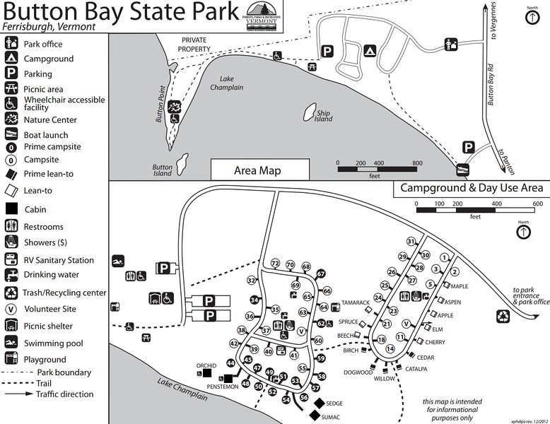 Button Bay State Park