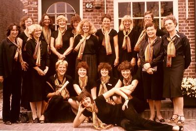 1981 divers Holland Harmony